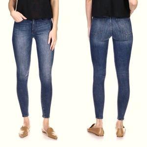 DL1961 skinny ankle jeans - Florence instasculpt